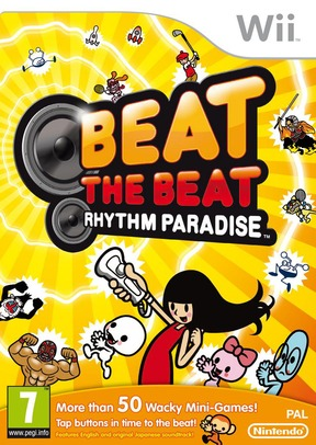 Beat the Beat: Rhythm Paradise -