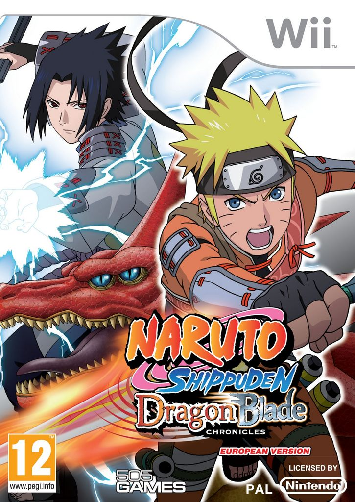 Naruto Shippûden: Dragon Blade Chronicles, known as Naruto Shippûden: