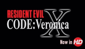 Resident Evil: Code Veronica X HD - XBOX 360