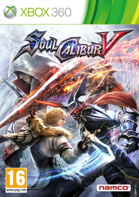Soul Calibur V - ND.