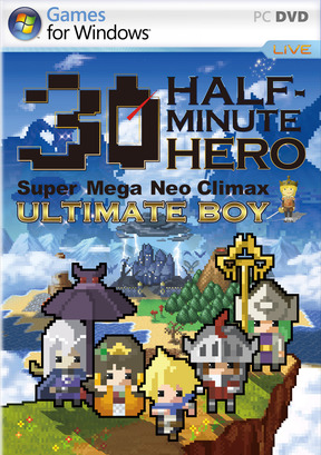 Half Minute Hero - PC