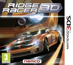 Ridge Racer 3D - 3DS