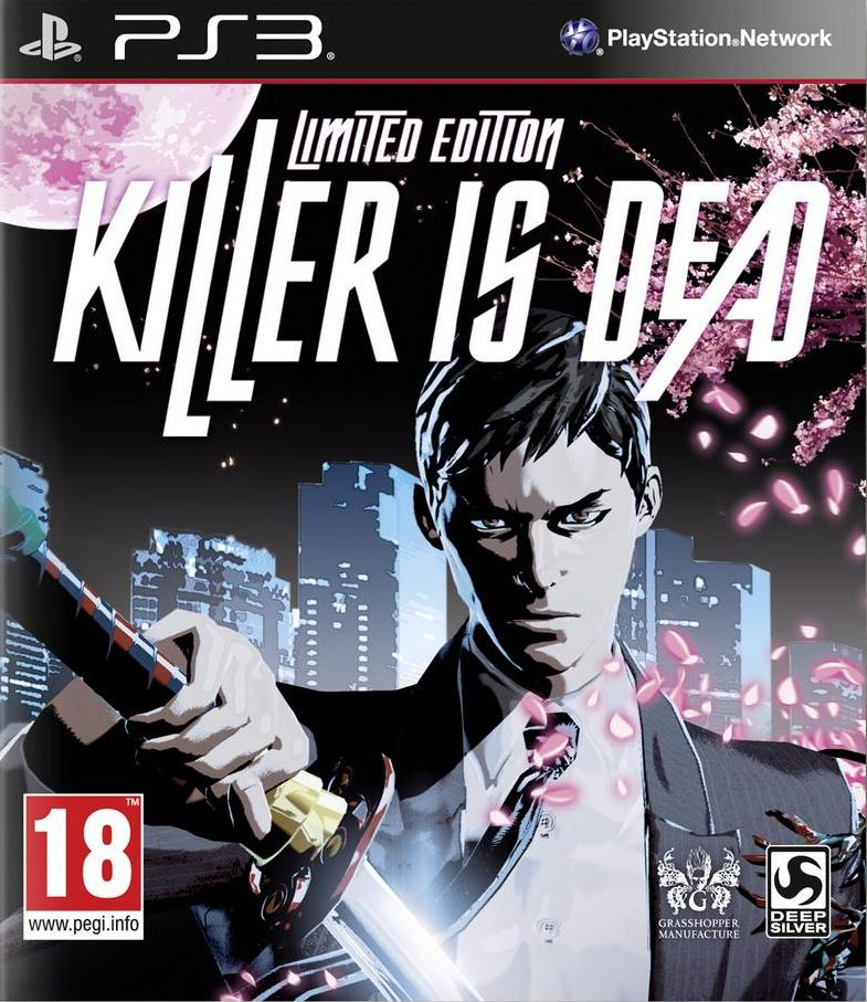 [PS3] Killer is Dead [Cfw 4.40] (2013) - JAP/ENG
