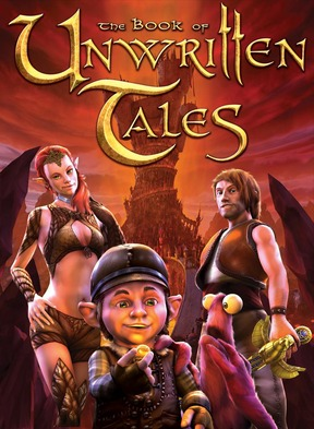 The Book of Unwritten Tales - PC