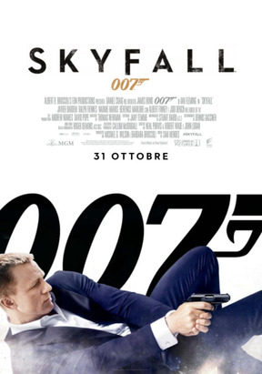 007 Skyfall - Cinema