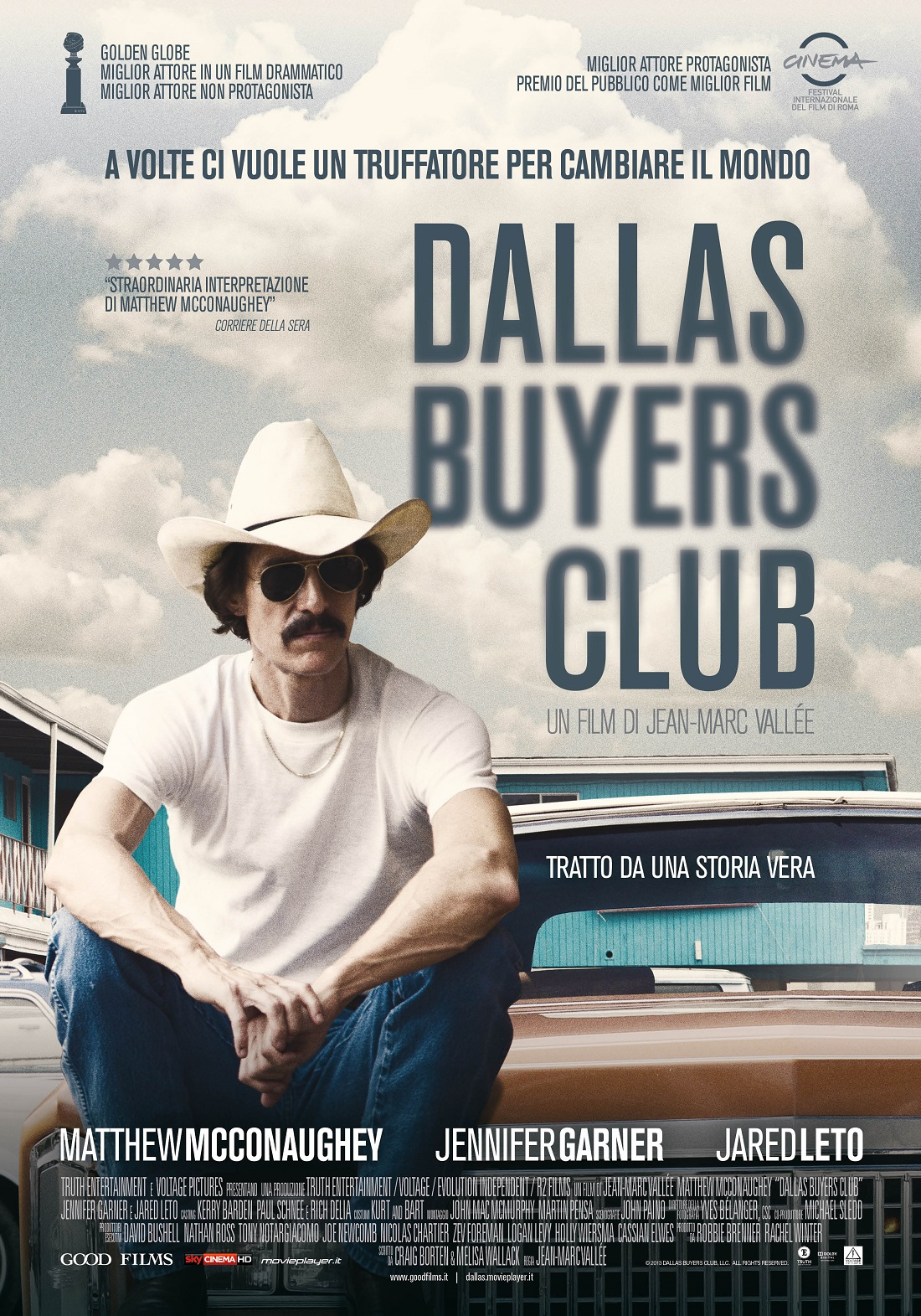Dallas Buyers Club Movie Trailer - Viewing Gallery