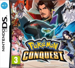 Pokemon Conquest - ND.