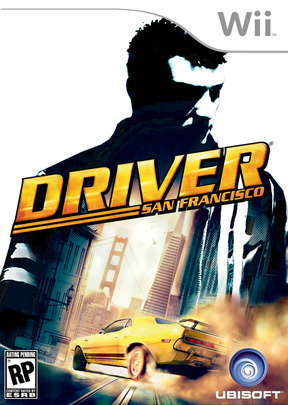 Driver: San Francisco - Wii