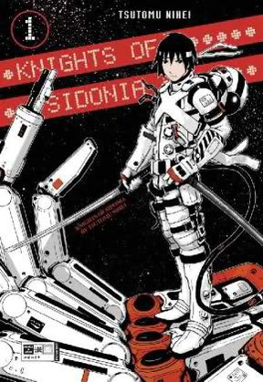 Knights of Sidonia - Fumetto