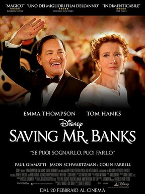 Saving Mr. Banks - Cinema