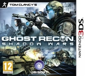 Ghost Recon: Shadow Wars - 3DS