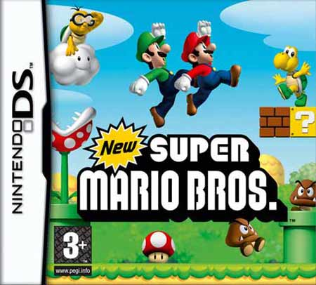 New Super Mario Bros. - NDS