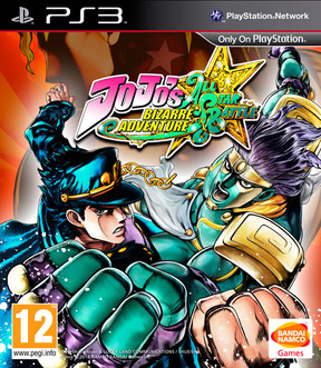 JoJo's Bizarre Adventure: All Star Battle - PS3