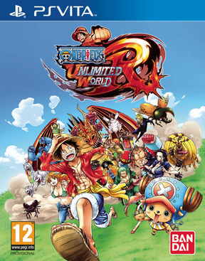 One Piece: Unlimited World R - PSVita