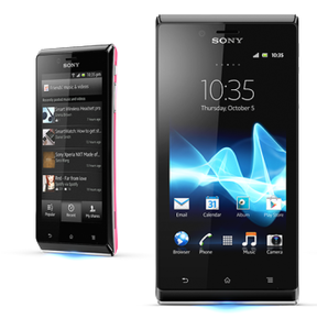 Sony Xperia J - ND.