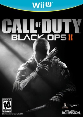 Call of Duty: Black Ops 2 - Wii U