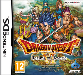 Dragon Quest VI: Realms of Reverie - NDS