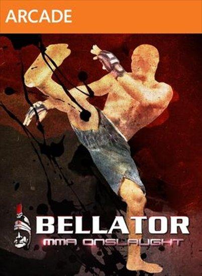 Bellator MMA Onslaught - XBOX 360