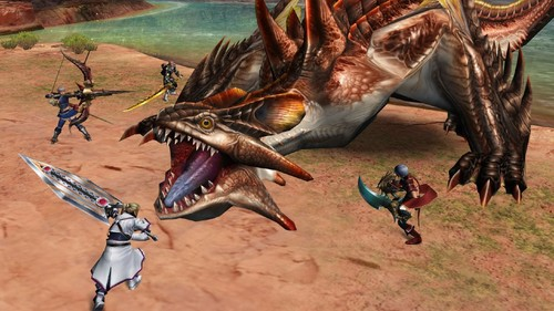 Monster Hunter Frontier Online, Intervista a Capcom su Famitsu