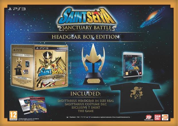 Saint Seiya: Sanctuary Battle: annunciate le edizioni da collezione