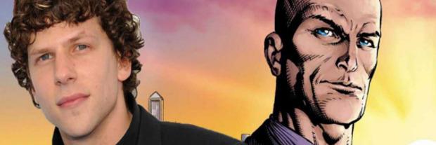 Batman v Superman: Dawn of Justice, la prima vera occhiata a Lex Luthor? - Notizia