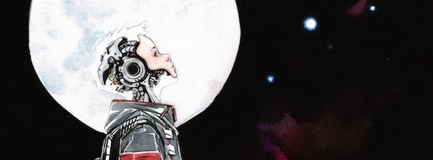 Descender: Sony pianifica l'adattamento sul grande schermo di un fumetto sci-fi