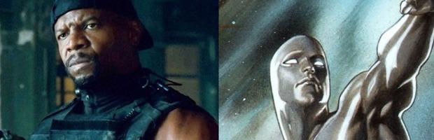 Marvel: Terry Crews vorrebbe interpretare Silver Surfer