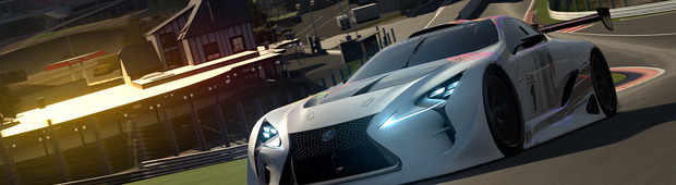 Gran Turismo 6: Ecco la Lexus LF-LC GT