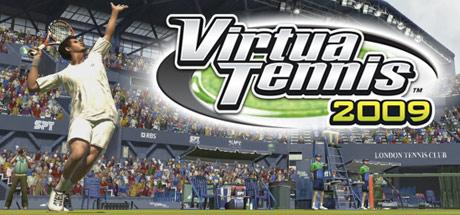 Virtua Tennis 2009 con il 75% di sconto su Steam per una settimana