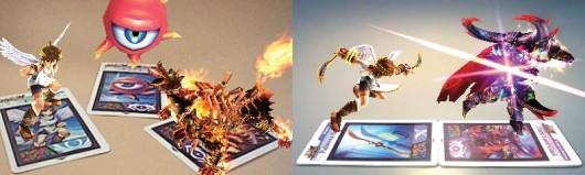 Kid Icarus Uprising: centinaia di carte AR in arrivo da Nintendo