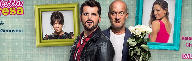 Ma che bella sorpresa: ecco il trailer della nuova commedia con Claudio Bisio e Frank Matano