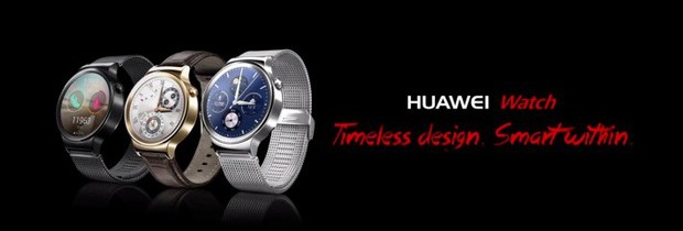 Huawei pubblica due nuovi video del Watch