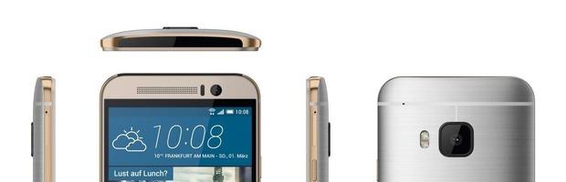 HTC presenta ufficialmente lo smartphone One M9