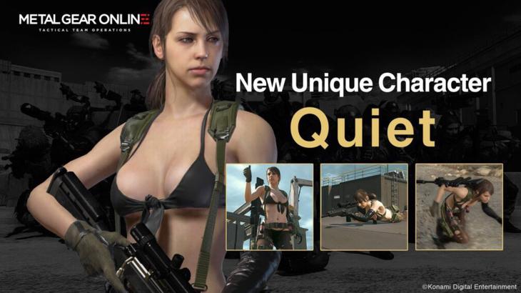 Metal Gear Online: il DLC Cloaked in Silence uscirà il 15 marzo