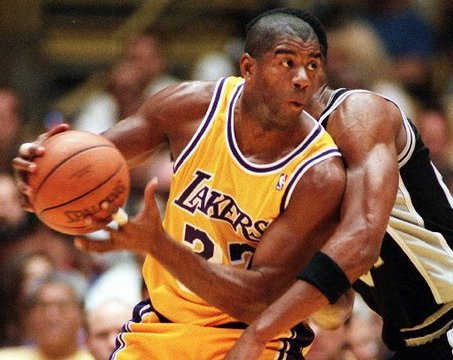NBA Jam, confemati Magic Johnson e Larry Bird