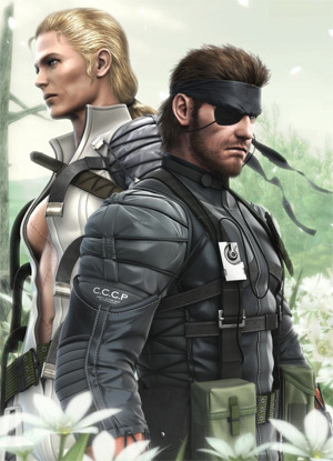 Metal Gear Solid 3D Snake Eater - recensione - 3DS