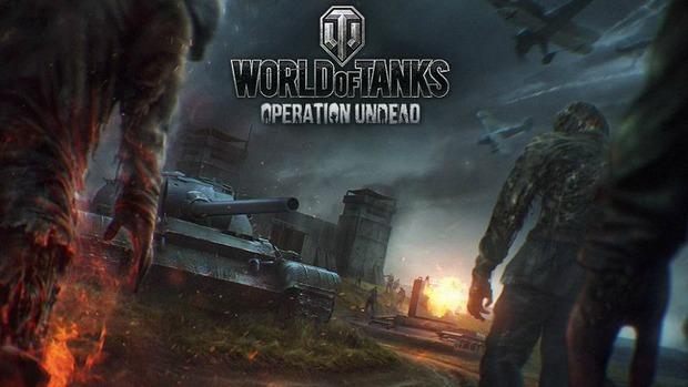 Orde di zombie maleodoranti invadono World of Tanks in Operation Undead