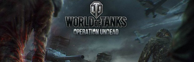 Orde di zombie maleodoranti invadono World of Tanks in Operation Undead - Notizia
