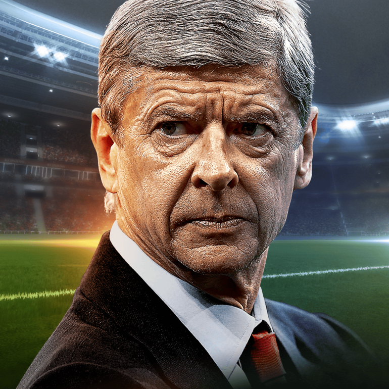 PES Club Manager: Arséne Wenger è il nuovo testimonial del gioco