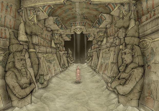 Catacombs: il gioco che Cavia e Square Enix stavano sviluppando dopo Nier