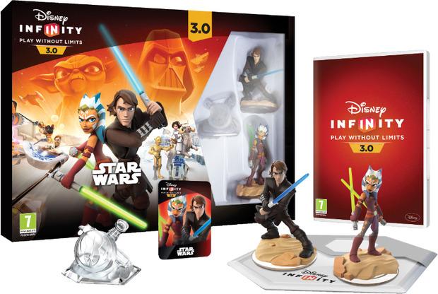 Svelati i contenuti dello Starter Pack di Disney Infinity 3.0 Star Wars