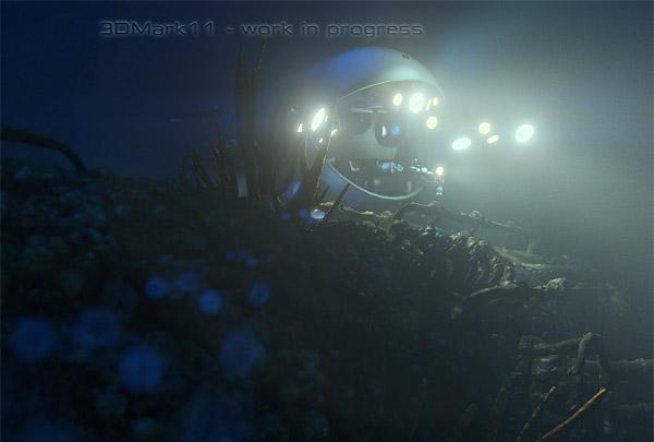 3DMark 11 il benchmark per i giochi PC si mostra in video