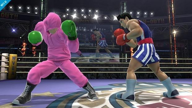 Super Smash Bros: nuova immagine di Little Mac