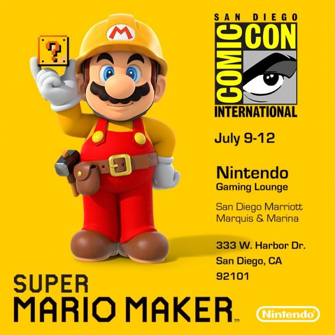 Nintendo sarà presente al Comic-Con di San Diego