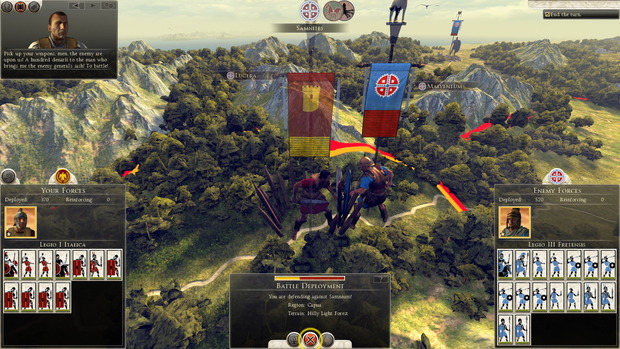 Total War: Rome II si mostra in nuove immagini