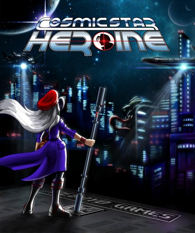 Cosmic Star Heroine annunciato su PS4 e PSVita