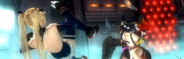 Dead or Alive 5: Last Round - filmati off-screen dal Tokyo Game Show - Notizia