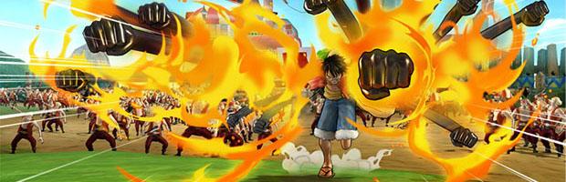 One Piece Pirate Warriors 3, trailer al Tokyo Game Show 2014: ecco la prima immagine - Notizia