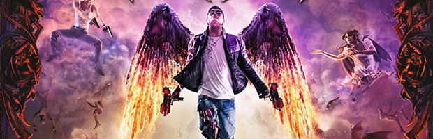 Saints Row Gat out of Hell: video gameplay off-screen - Notizia