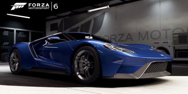 Un piccolo regalo attende i partecipanti alla demo di Forza Motorsport 6